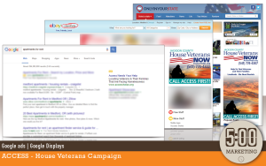 Google ads & displays