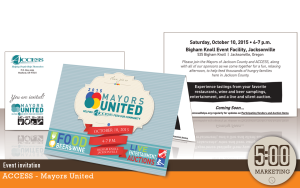 Mayors United Invitation