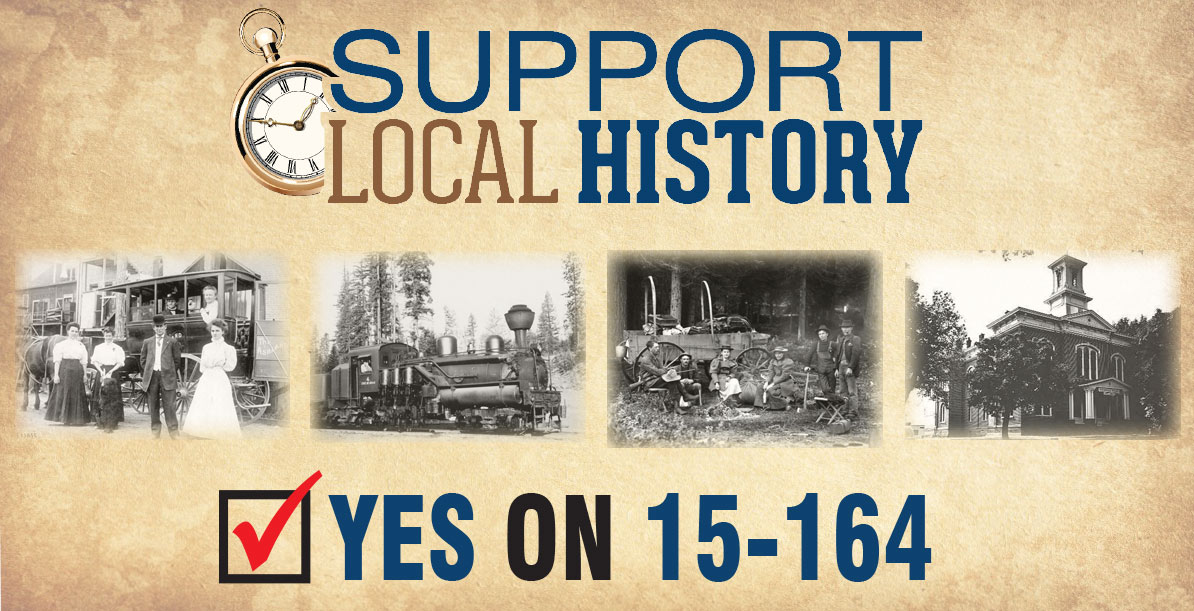 Our History PAC - Support Local History Campaign