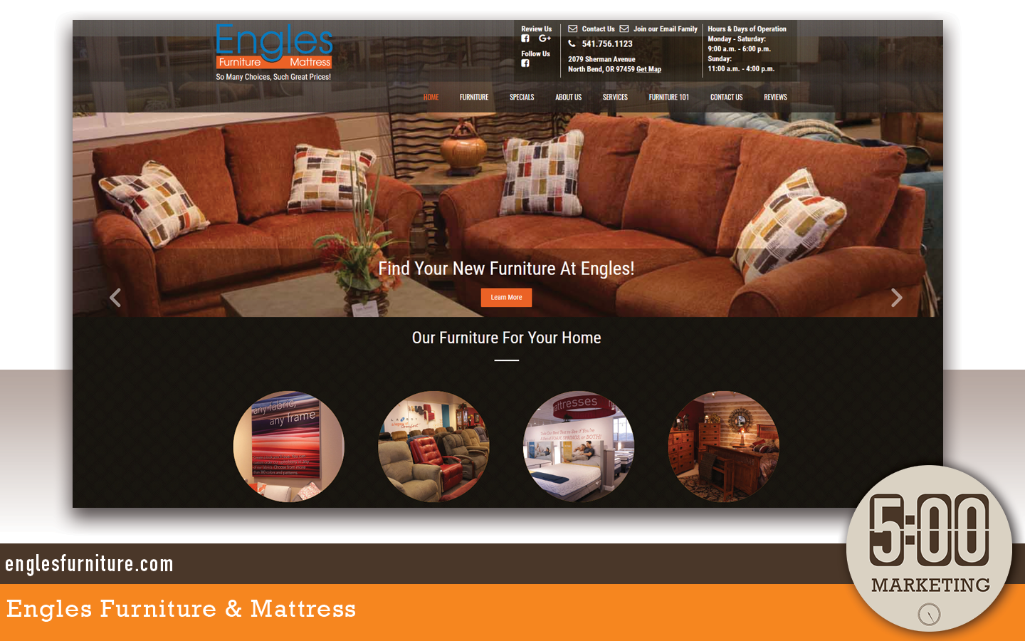 Engles Furniture & Mattress