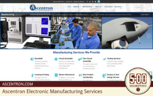 Ascentron Electronic Manufacturing Services