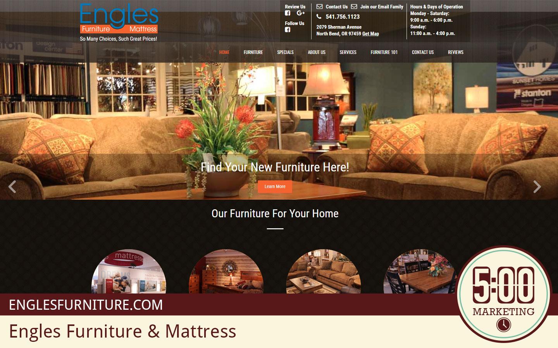 Engles Furniture & Mattress