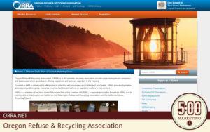 Oregon Refuse & Recycling Association