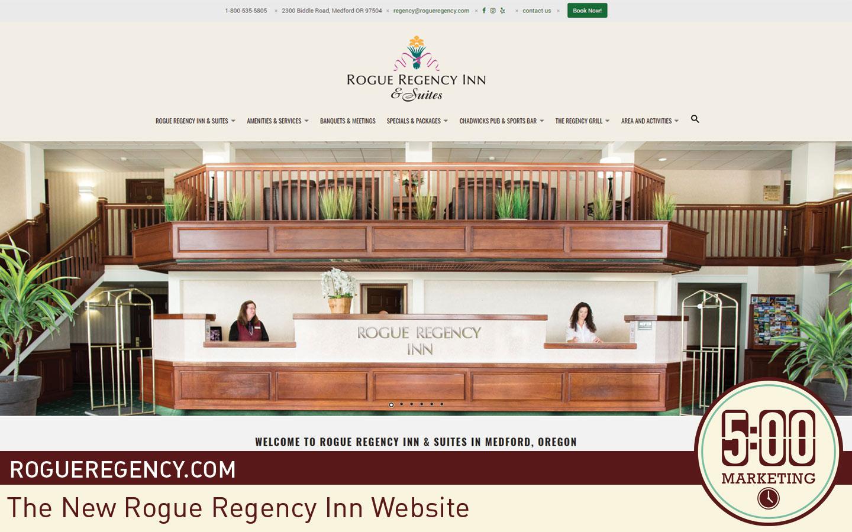 Rogue Regency Inn